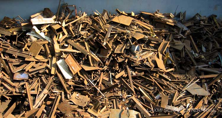 Laxmi Enterprise Iron Scrap